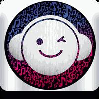 Ícone do apk fast download da música mp3