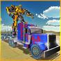 Camion de Transport de robot