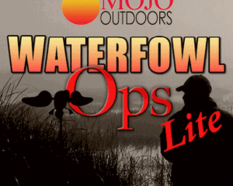 MOJO Waterfowl Ops GPS Lite Android - Free Download MOJO