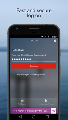 HSBC UK Mobile Banking Android - Free Download HSBC UK Mobile