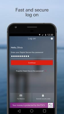 HSBC UK Mobile Banking Android - Free Download HSBC UK