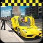 City Taxi Simulator 2015  APK