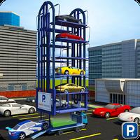 ไอคอน APK ของ สมาร์ทที่จอดรถ 3D รถเครนซิม