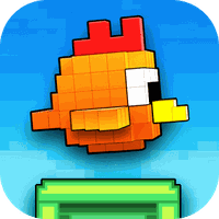 Flying Bird 3D - tap to flap apk icon