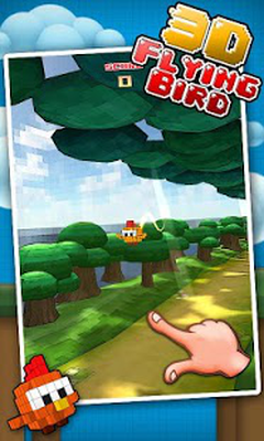 Download Flying Bird 3D - tap to flap 1 0 6 free APK Android