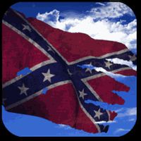 Rebel Flag Live Wallpaper apk icon
