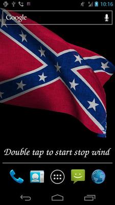 Rebel Flag Live Wallpaper APK - Free download for Android