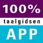 100% taalgidsen app