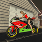 Real Moto Bike: Cop Car Chase Simulator 2018 1.0