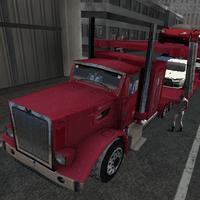 Icône de Car transporter 3D truck sim