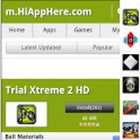 HiAppHere Market apk icon