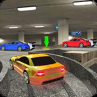 Street Car Parking 3D icon