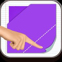 Kağıt Katlama Origami Simgesi