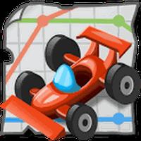 Icône de Paper Racing