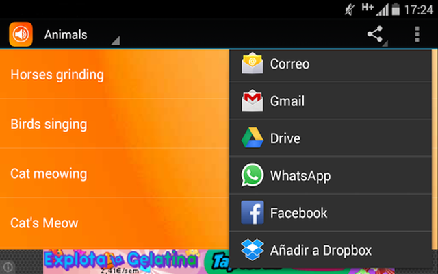 Download Notification sounds 1 2 free APK Android