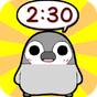 Pesoguin Clock Widget -Penguin 4.3.0