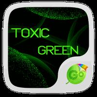 Toxic Green GO Keyboard Theme icon
