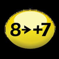 Иконка 8 to +7
