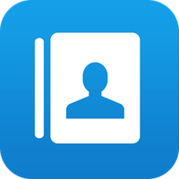 My Contacts - Phonebook Backup & Transfer App Simgesi