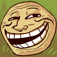Troll face Quest Sports puzzle Simgesi