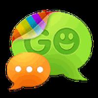 GO SMS Pro Purple theme 아이콘
