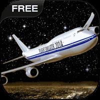 Flight Simulator Night NY Free Simgesi