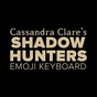SHADOWHUNTERS Emoji Keyboard  APK