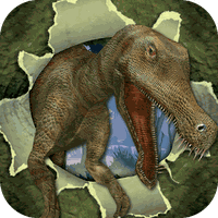 Ícone do Virtual Pet Dino: Spinosaurus