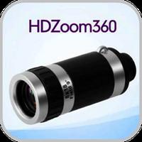 Ícone do apk Zoom HD Câmara (360)