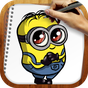 Draw Despicable Me  APK