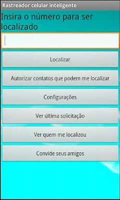 Rastreador de celular inteligente apk