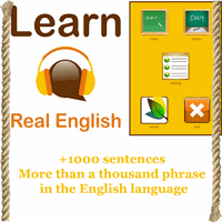 Learn English Conversation :AR Simgesi