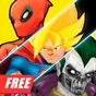 Superheroes 3 Fighting Games