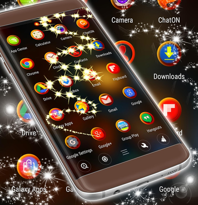 3D 2018 Theme For Android Android - Free Download 3D 2018
