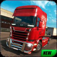 Euro Truck: Driving Simulator Cargo Delivery Game apk icon