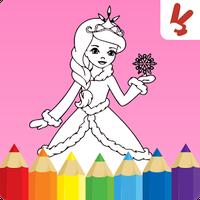 Boyama Kitabı çocuk Prensesler 1015 Android Apk Dosyalarını