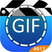 Ícone do GIF Maker - GIF Editor