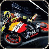 Ícone do Racing Moto