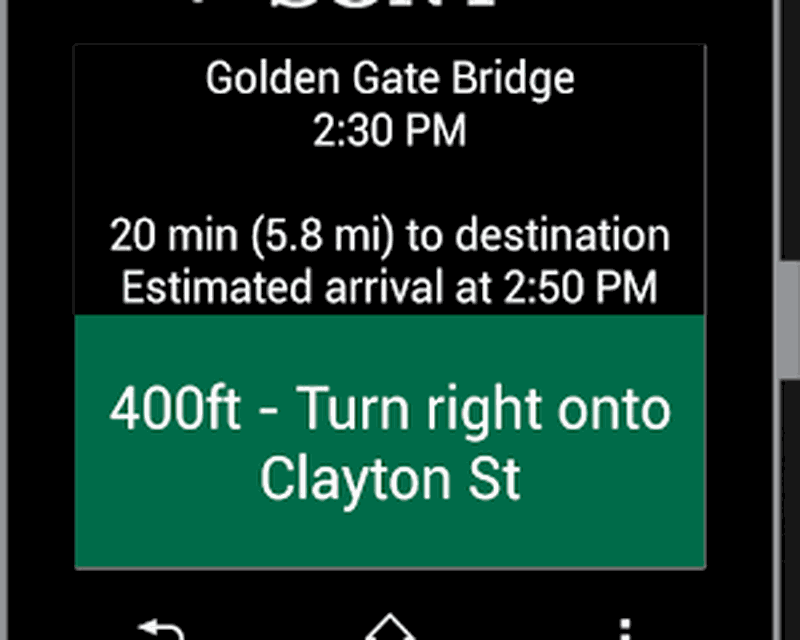Google Maps Directions SW2 Android - Free Download ... on google maps app, google maps 2014, google maps pacific northwest, google maps batman,