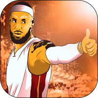 Icône apk HD NBA Wallpaper Basketball