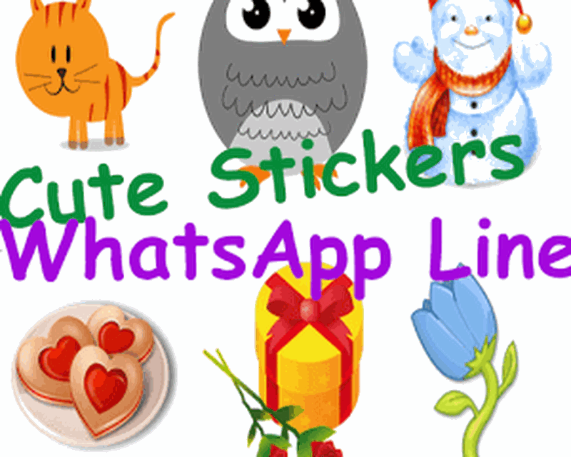 cute sticker app for android