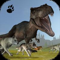 Dinosaur Chase Simulator 2 Simgesi
