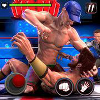 Wrestling Championship : Superstar Revolution 2018 apk icono