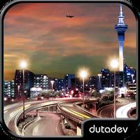 Ícone do Night City Live Wallpaper HD