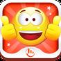 Teclado Emoji- Smiley Colorido 20.0