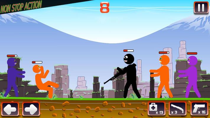Spiele Mit Strichmännchen