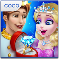 Buz Prensesi – Düğün günü Simgesi