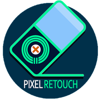 pixel retouch - remove unwanted content in photos apk icon