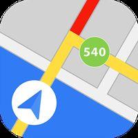 Offline maps & Navigation apk icon