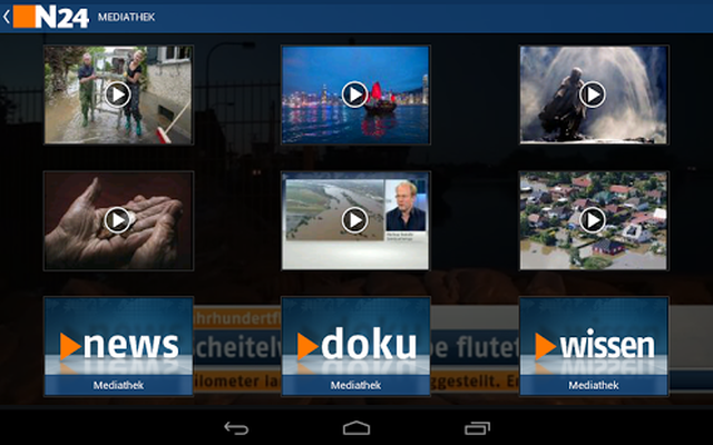 N24 nexT Android - Free Download N24 nexT App - N24